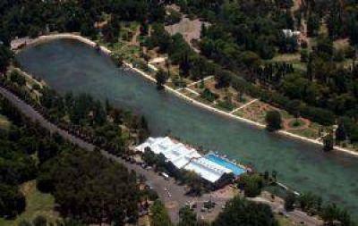 Cerrarán el lago del Parque para las Fiestas