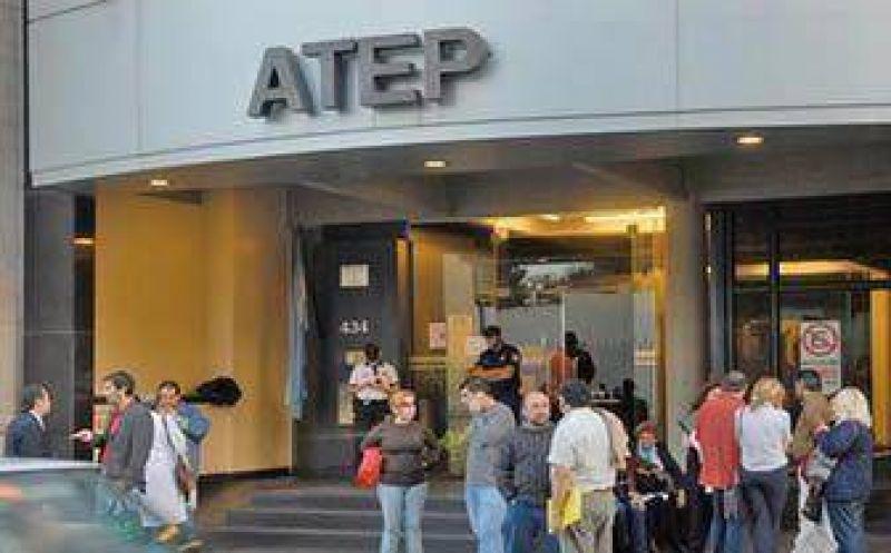Elecciones en ATEP
