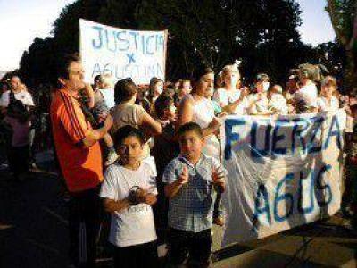 Caso Agustina: Habrían aprehendido una persona de sexo masculino en Gral. Belgrano