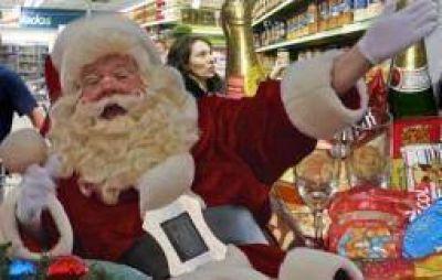 La canasta navideña con aumentos de entre el 20% y 25%