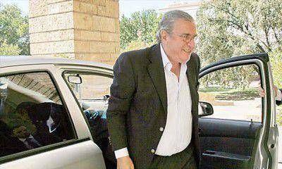 Mazzón suspendió su cena anual por las tensiones que vive el peronismo nacional