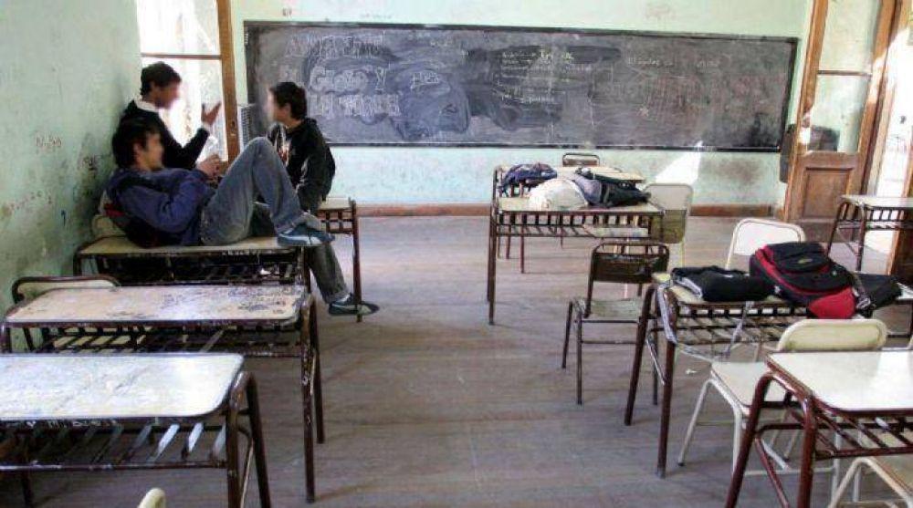 La DGE quiere eliminar las amonestaciones en la escuela secundaria