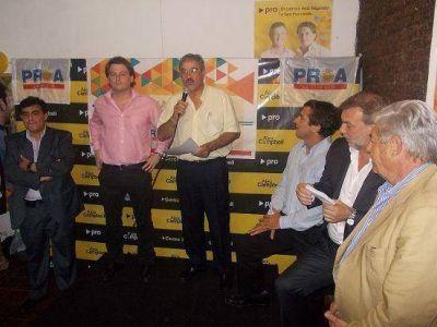 Se lanzó PROA San Fernando