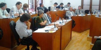 Concejo Deliberante: todo listo para que se trate el Presupuesto y la Tarifaria 2013