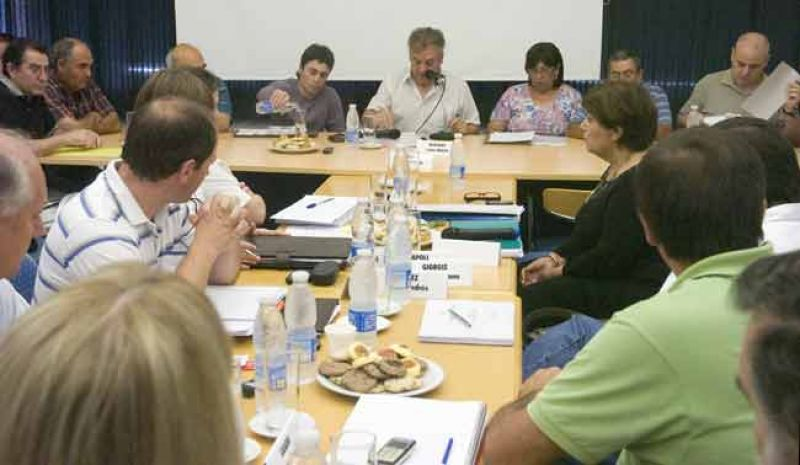 Dirigentes gremiales se reunieron con los diputados por el Presupuesto