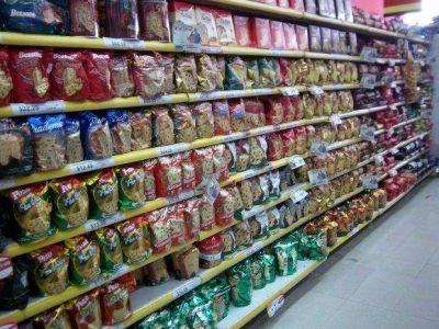 Aumentos del veinte por ciento en productos de la canasta navideña 2012