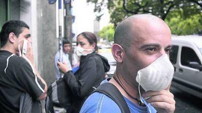 Buenos Aires capital del susto: barbijos y la gente en la incertidumbre
