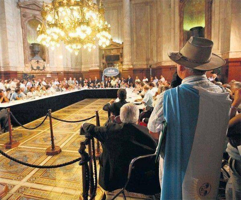 El próximo escenario del reclamo rural es el Congreso