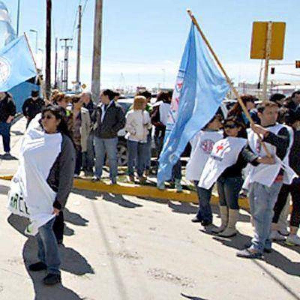 ATSA escrachó a Ríos en el festejo de FAPESA