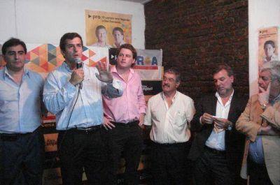 Se lanzó PROA en San Fernando