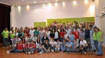 Eseverri reconoció a los ganadores de los Juegos BA 2012