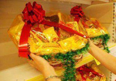La Legislatura entregará cajas navideñas de 450 pesos