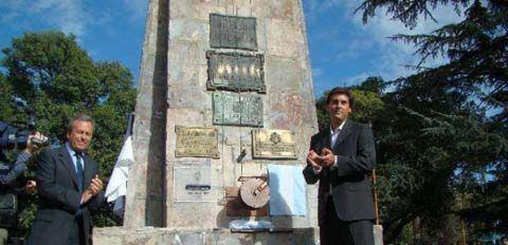 Juan N. Fernández ya inició sus festejos