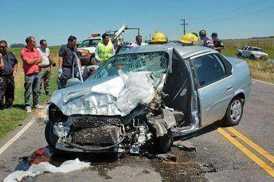 Falleció otro pergaminense a raíz de un choque entre un auto y una camioneta
