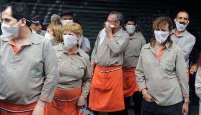 Nube tóxica: Trabajadores reclaman medidas