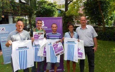 """Llegó el día: se corre el Maratón """"Ciudad de Mar del Plata"""""""