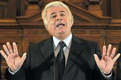 """""""Córdoba no va a ser rehén de ninguna pelea política"""""""