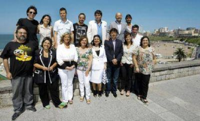 Presentaron al Jurado Oficial de los Premios Estrellas de Mar 2013