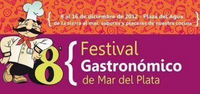 Continúa el 8º Festival Gastronómico de Mar del Plata