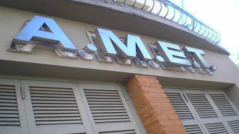 Amet no se movilizará con la CTA Y CGT opositoras