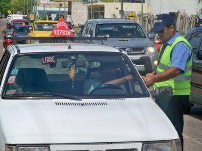 Trabajadores de Tránsito de Gualeguaychú están en alerta y reclamo