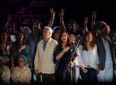 """CFK:""""La gente quiere una justicia que sirva al pueblo"""""""