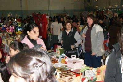 Multitudinario y exitoso cierre de las Expo-encuentro en el Club San Martín