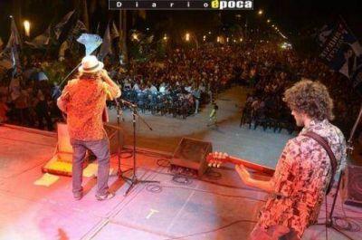 Música, baile y carnaval en la Costanera Sur