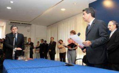 Capitanich cumplió cinco años de gobierno haciendo varios cambios a su gabinete