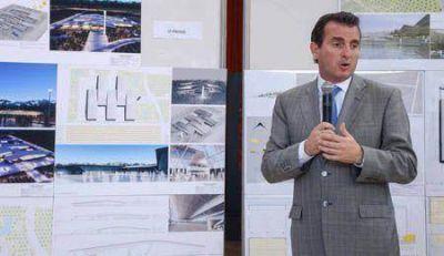 El Gobierno dio a conocer los ganadores del concurso �Anteproyecto Predio Ferial Mendoza�