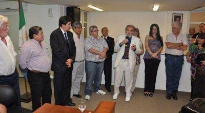 """Belzor Miño y """"Tito"""" Tabáres fueron premiados por su lucha por los DDHH"""