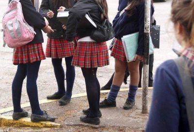 """Educación: Implementarán un sistema de """"puntos"""" para reemplazar las amonestaciones"""