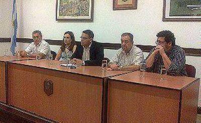 El bloque FPV de San Fernando se reunió con funcionarios de Afsca