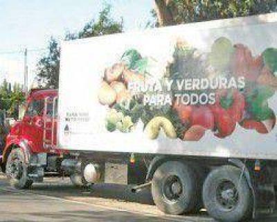 El programa Frutas y Verduras Para Todos iniciará por Rawson