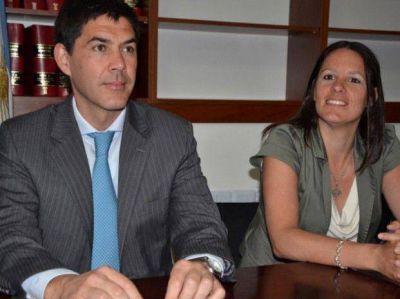 Romina Luciani asumió la Intendencia interina de Granadero Baigorria