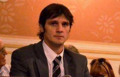 HCD: Damián Mosquera no participa de la sesión
