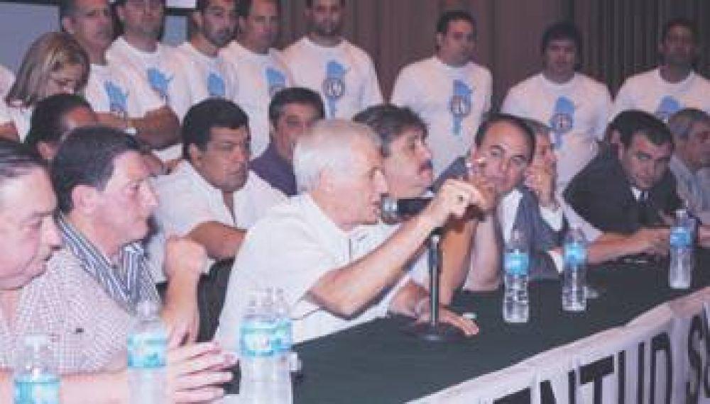 La CGT de Caló rechazó un acuerdo social para ponerle techo a los salarios
