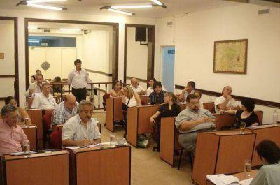 El Concejo de San Fernando aprobó la ordenanza preparatoria Fiscal e Impositiva