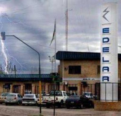 Beder Herrera confirmó la estatización de la empresa Edelar