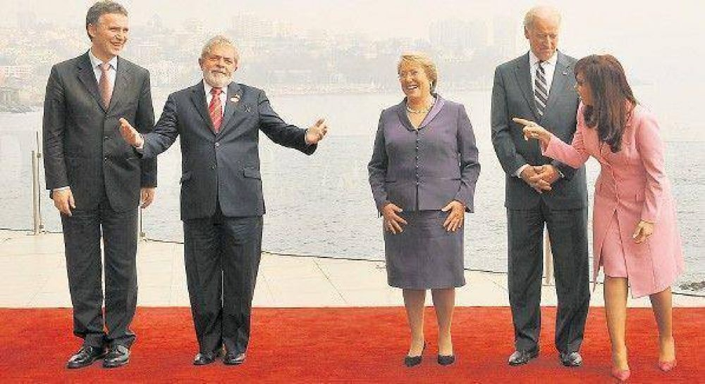 Acuerdo sobre la crisis global con EE.UU. y Gran Bretaña