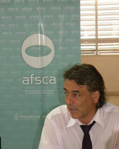 Fernando Arujo Delegado Regional AFSC en Santa Teresita