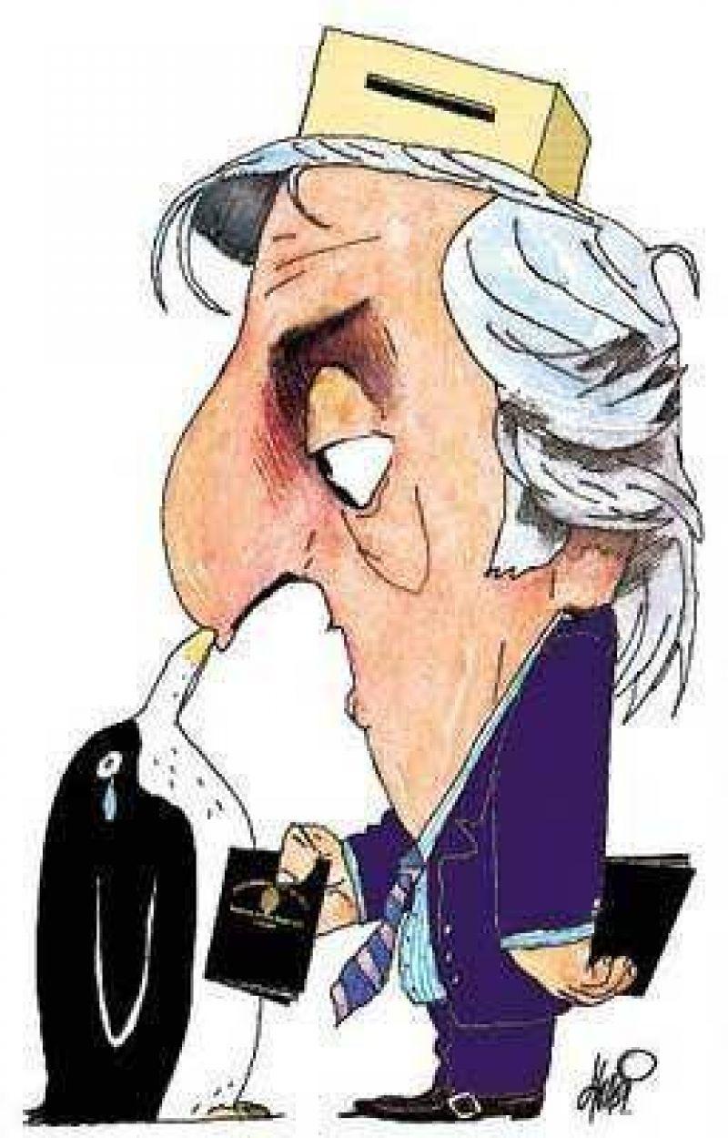 Kirchner no figura en el padr�n bonaerense