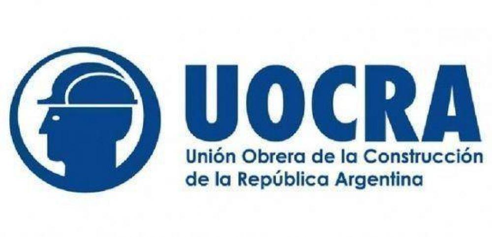 Ramón Vargas encabezará la UOCRA desde el 2013