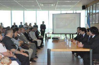 Intendentes del Interior se suman a la gestión de gobierno electrónico