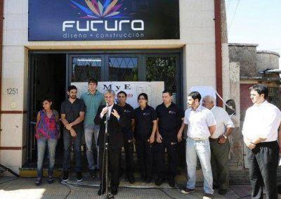 Dos nuevas empresas de Jóvenes Sanluiseños se sumaron al crecimiento de San Luis