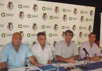 Durañona presentó a nuevas autoridades.