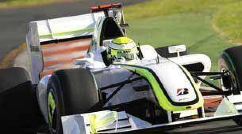 Button se quedó con el GP de Australia