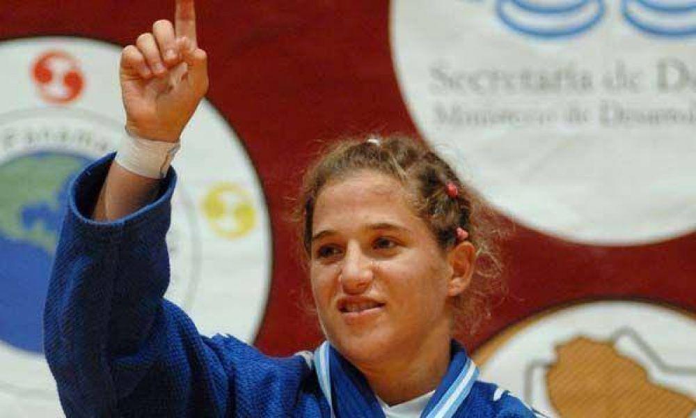 Pareto ganó el oro en el panamericano de judo