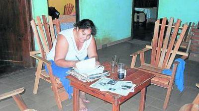 María Ovando todavía no logró que le devuelvan a sus hijos
