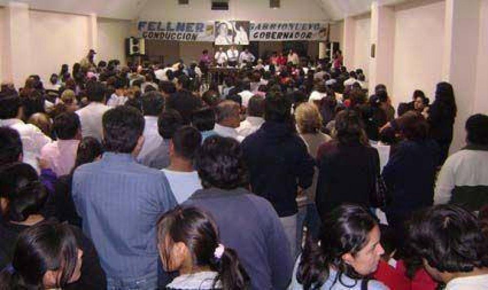 Un sector propicia la unidad del Partido Justicialista local.